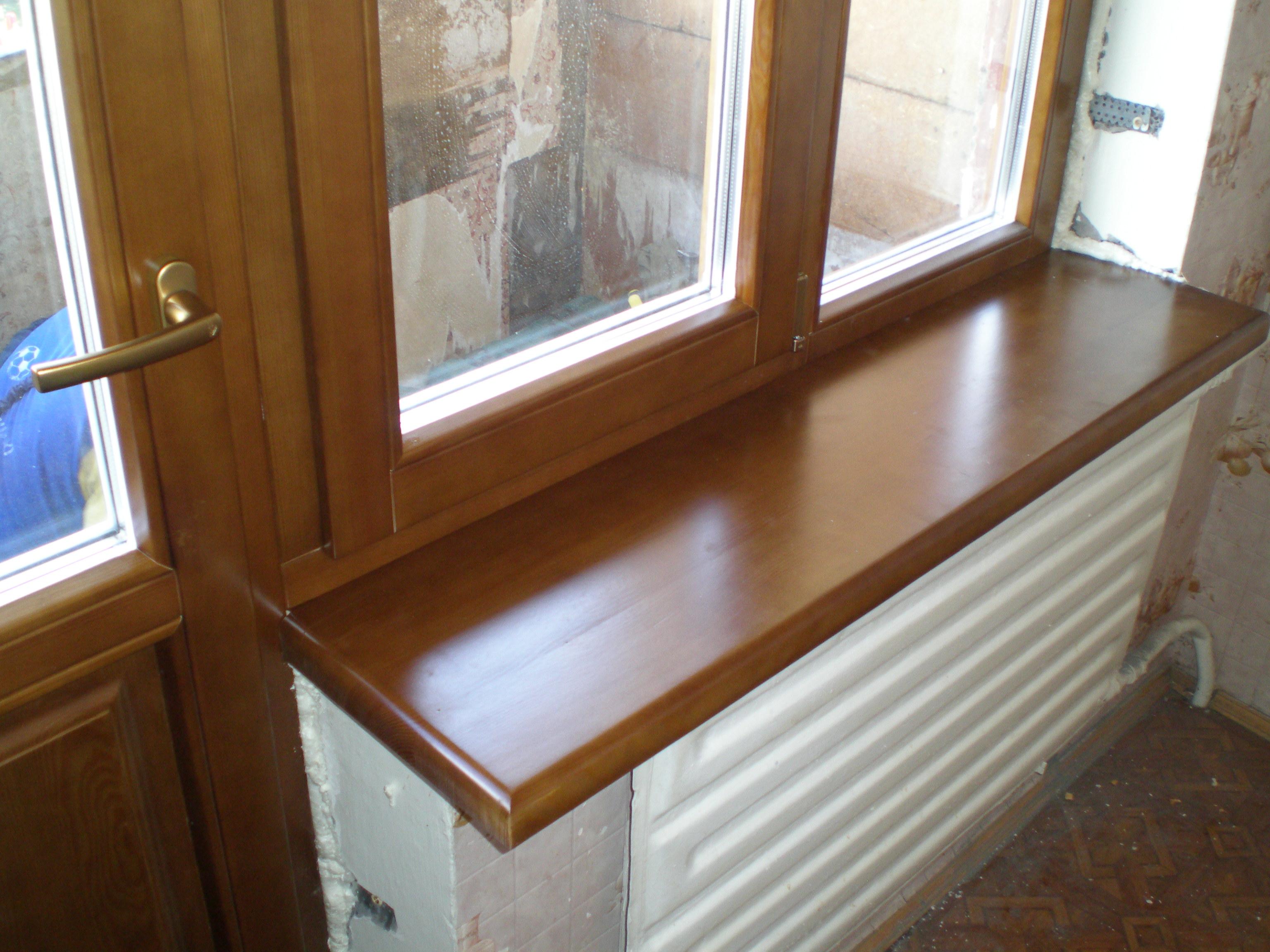 Установка подоконников и откосов на пластиковые окна своими руками 7